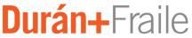 Duran+Fraile Logo